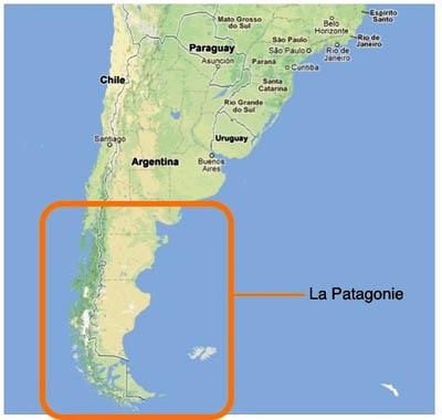Voyage En 4x4 A Travers L Argentine Le Sud Region El Calafate Glacier Upsala